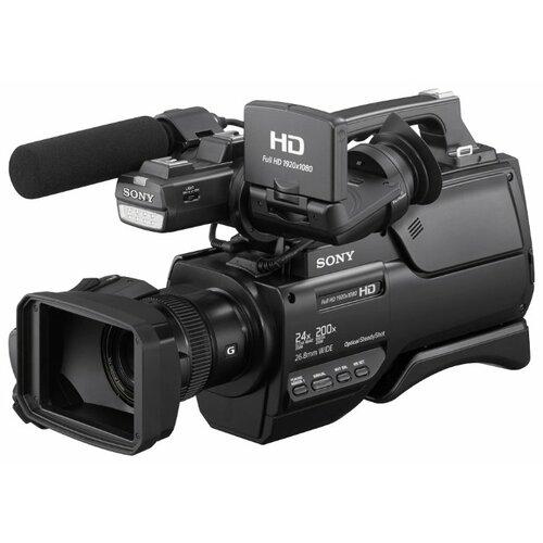 Фото - Видеокамера Sony HXR-MC2500 видеокамера sony hdr cx405b black 30x zoom 9 2mp cmos 2 7 os avchd mp4 [hdrcx405b cel]
