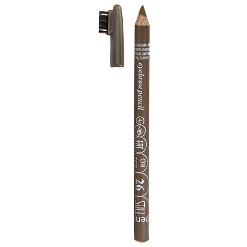 Фото - STILL карандаш для бровей On Top помада still still st048lwboot4
