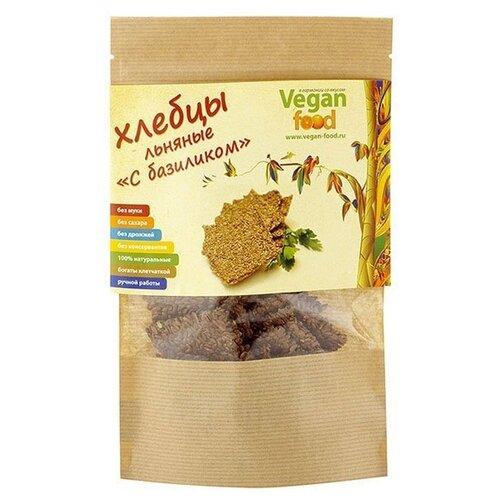 Хлебцы льняные Vegan food С afro vegan