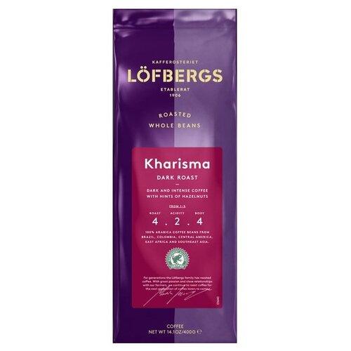 Кофе в зернах Lofbergs Kharisma