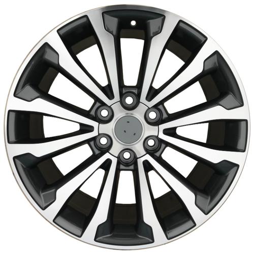 Фото - Колесный диск Powcan BK5391 колесный диск powcan bk5318