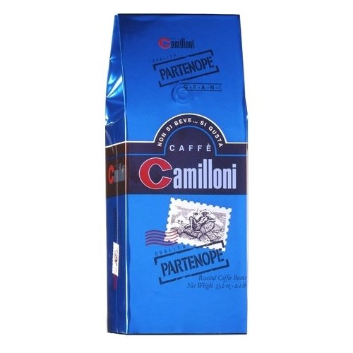 Кофе в зернах Camilloni Partenope