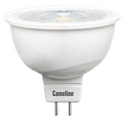 Лампа светодиодная Camelion 11355, GU5.3, JCDR, 6Вт