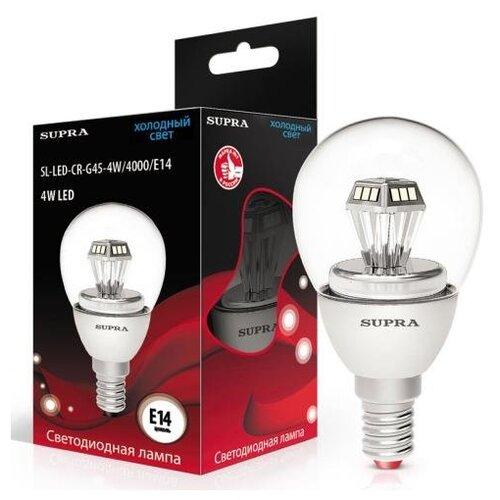 Лампа светодиодная SUPRA настольная лампа supra sl tl330 black rose