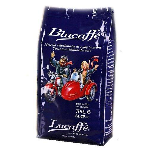 Кофе в зернах Lucaffe Blucaffe
