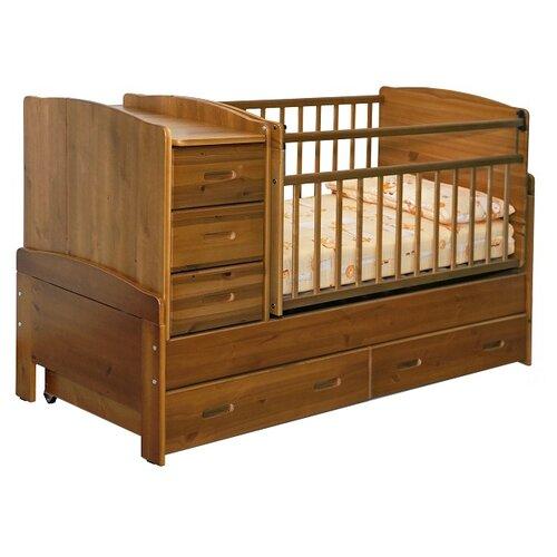 Кроватка Noony Wood Chalet манежи noony babyland