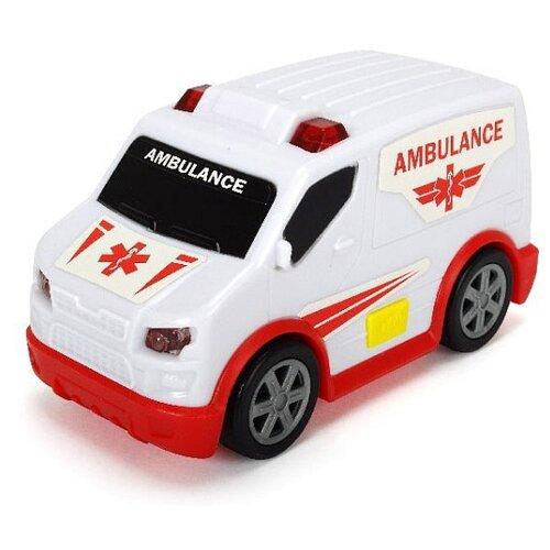 Машинка Dickie Toys Rescue машинка dickie городской поезд