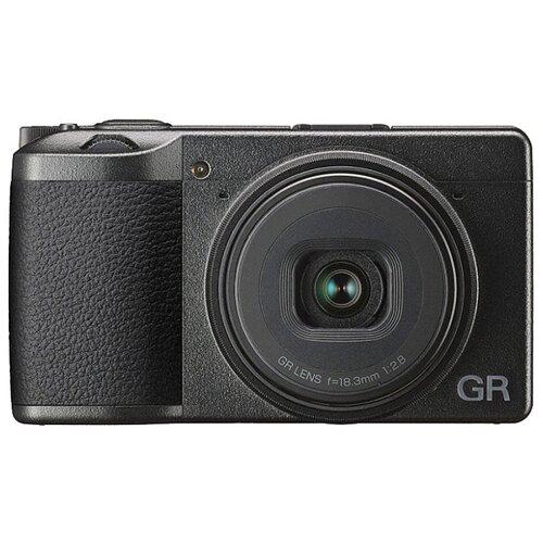 Фото - Фотоаппарат Ricoh GR III фотоаппарат