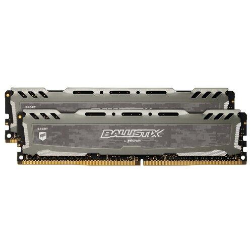 Оперативная память 16 ГБ 2 шт.
