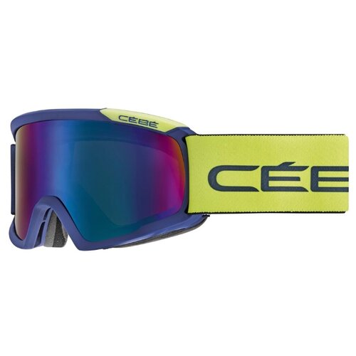 Маска CEBE Fanatic L очки cebe cebe lupka коричневый
