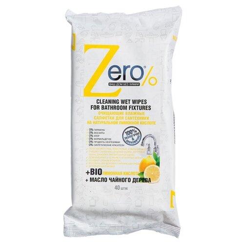 Zero% влажные салфетки для zero k
