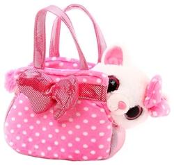 Мягкая игрушка Aurora YooHoo & friends Памми в сумочке 20 см