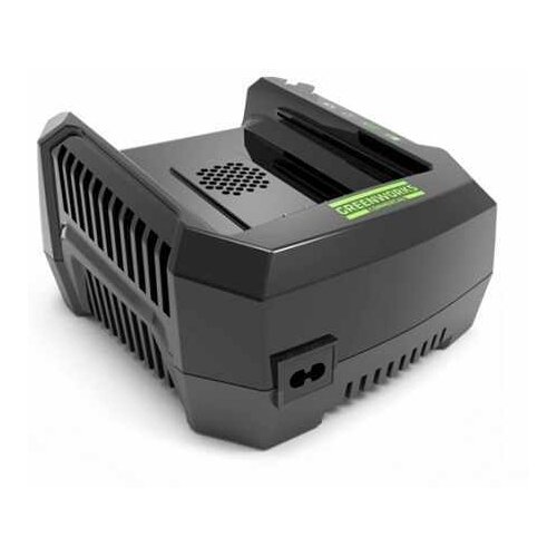 Зарядное устройство greenworks зарядное устройство greenworks g60uc