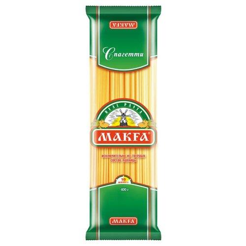 Макфа Макароны Спагетти 400 г granmulino premium спагетти 400 г