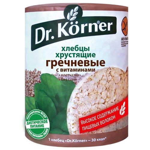 Хлебцы гречневые Dr. Korner с