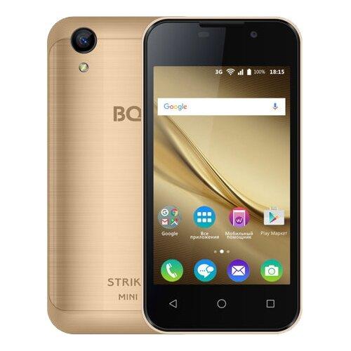 Смартфон BQ 4072 Strike Mini смартфон bq bq 4072 strike mini blue