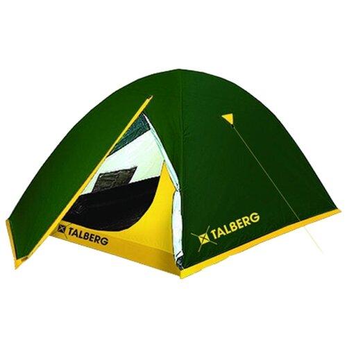 Палатка Talberg Sliper 2 палатка talberg borneo 2 цвет зеленый