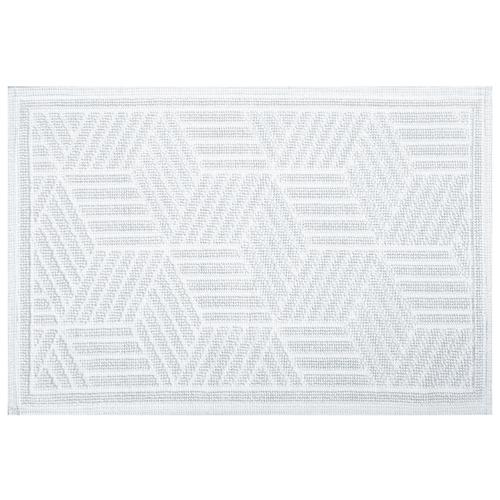 Коврик Spirella Cubo 50x80 см мыльница spirella freddo полистирол белый 8 5х12 5х2 5 см