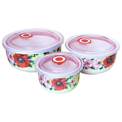 Bekker Набор контейнеров BK-5148 набор посуды bekker bk 202