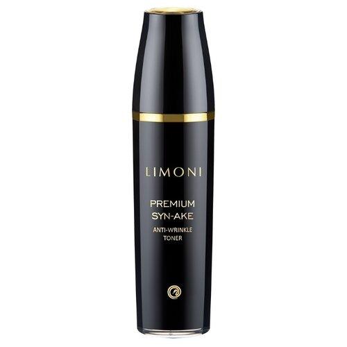Тонер Limoni Premium Syn-Ake limoni premium syn ake anti wrinkle toner