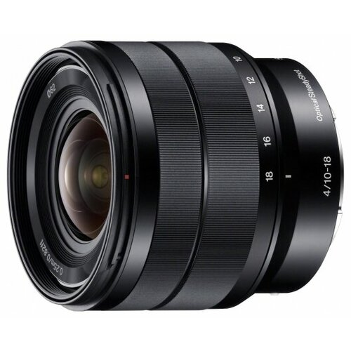 Объектив Sony 10-18mm f 4