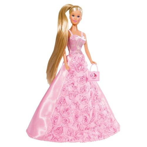 simba кукла штеффи стильные волосы 29 см 5733012 Кукла Simba Штеффи принцесса 29