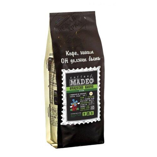 Кофе в зернах Madeo Черная