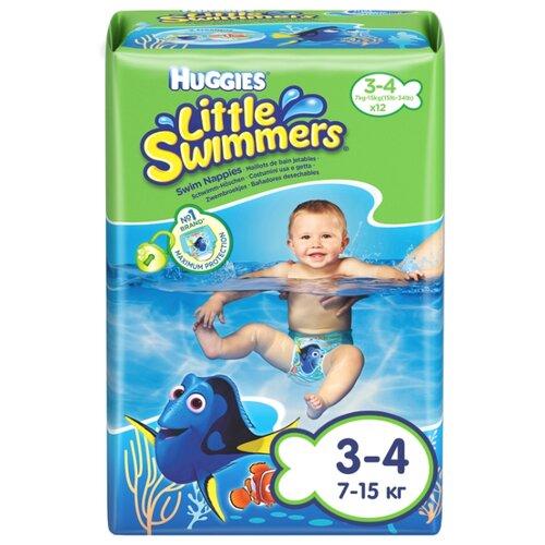 Huggies трусики Little Swimmers