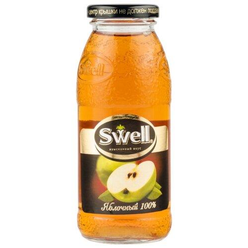 Сок Swell яблочный осветленный