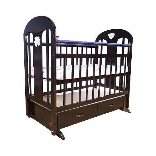 Кроватка Briciola Briciola-5 кроватка briciola briciola 7 колесо качалка авт с ящиком светлая br0705