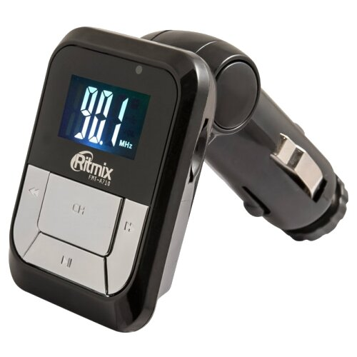 Фото - FM-трансмиттер Ritmix FMT-A710 fm трансмиттер