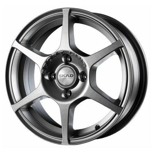 Фото - Колесный диск SKAD Ягуар кеды мужские vans ua sk8 mid цвет белый va3wm3vp3 размер 9 5 43