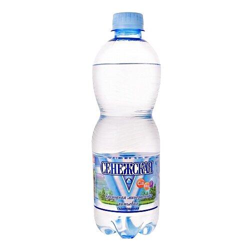 Вода минеральная Сенежская