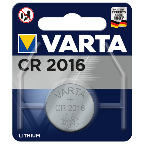 Фото - Батарейка VARTA CR2016 батарейка v13 ga varta lr44 sr44 v357 ag13 zn mno2