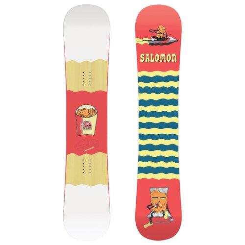 Сноуборд Salomon 6 Piece 18-19 фото