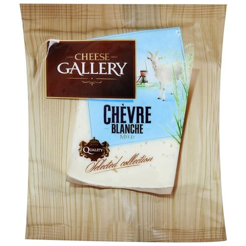 Сыр Cheese Gallery полутвердый cheese gallery сыр чеддер 50% нарезка 150 г