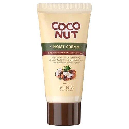 Scinic Coconut Moist Cream Крем huxley cream more than moist