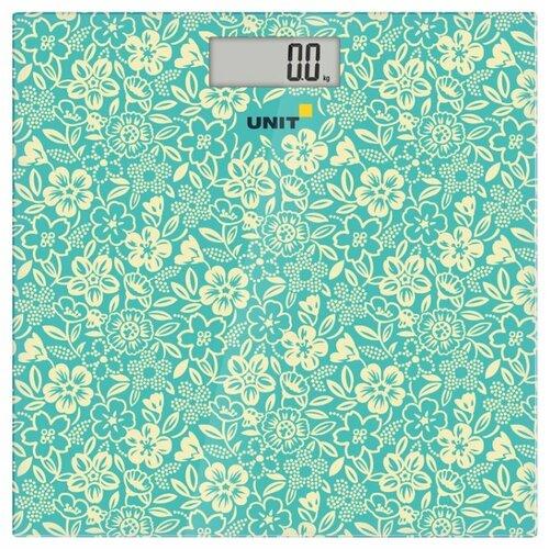 Фото - Весы электронные UNIT UBS 2051 GN безмен электронный unit ubs 2110el