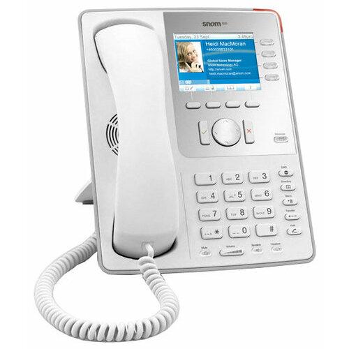 VoIP-телефон Snom 821 фото