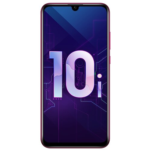 Смартфон Honor 10i 128GB смартфон honor 10i black