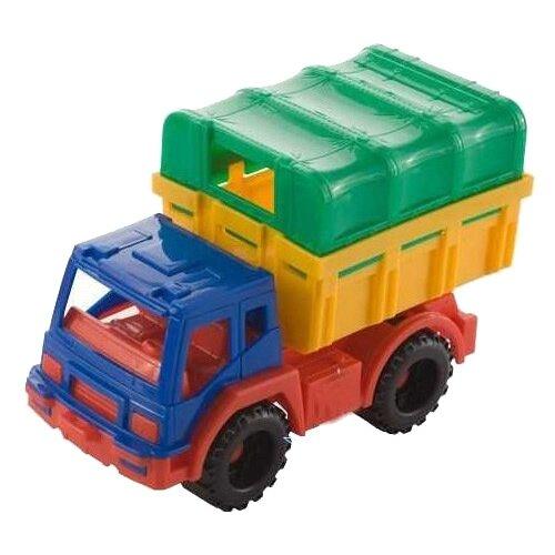 Фургон Нордпласт Кама 166 18 см фургон нордпласт конвой зеленый 266