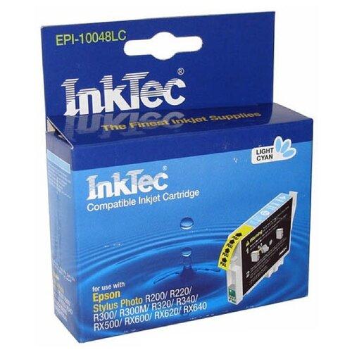 Фото - Картридж InkTec EPI-10048LC картридж inktec epi 10082lc