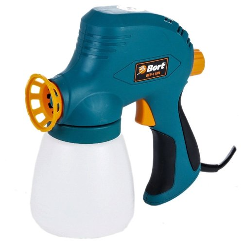 Сетевой краскопульт Bort BFP-110N paint spray gun bort bfp 110n