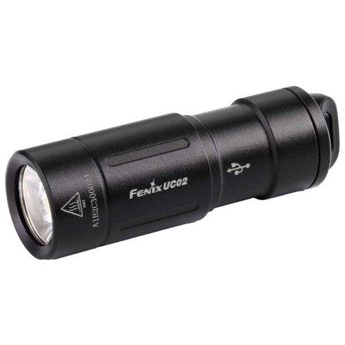 Ручной фонарь Fenix UC02 фонарь аккумуляторный fenix uc02