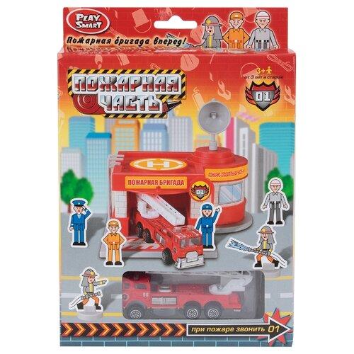 пожарная машина shantou gepai машина пожарная парковка красный b1695688 Shantou Gepai Пожарная часть
