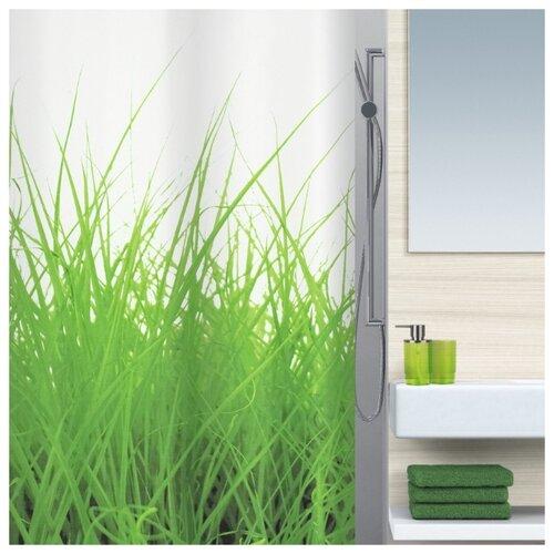Штора для ванной Spirella Grass