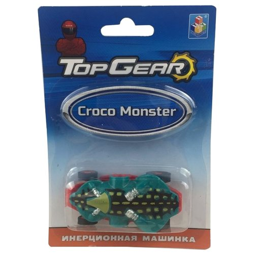 Машинка 1 TOY Top Gear Croco