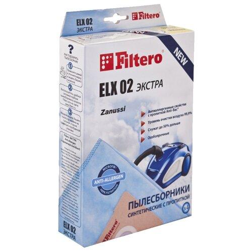 Filtero Мешки-пылесборники ELX