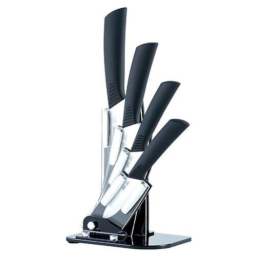 Набор GIPFEL 4 ножа с кеннел с на острие ножа роман