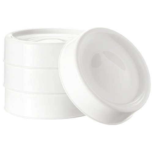 Tommee Tippee Набор крышек тарелочка tommee tippee 44670241 1